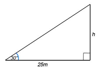 GCSE Mathematics Revision - Trigonometry Example, Sin Cos Tan